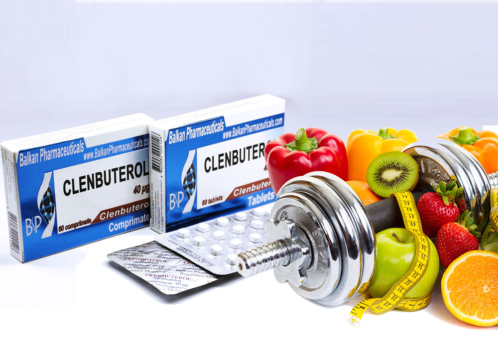 CLENBUTEROL DIET PARTICULARITIES AND CUTTING CYCLE