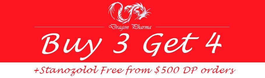 Dragon Pharma Buy 3 Get 4