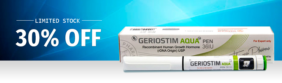 Geriostim HGH for sale online