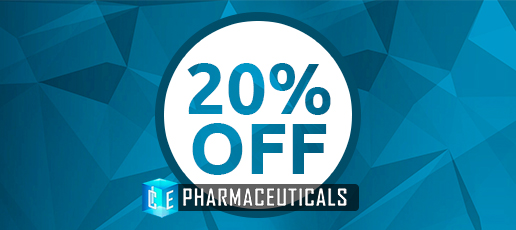 Ice Pharm 20% OFF promo