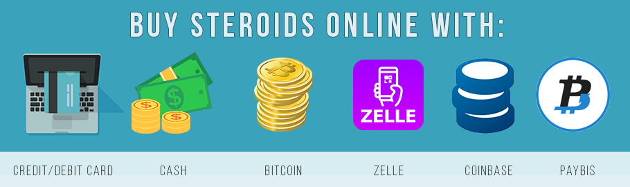 How to buy steroids online with cash, credit card and Zelle?