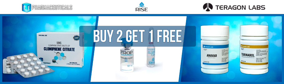 Ice Pharma Buy 2 Get 1 Free Steroid Promo