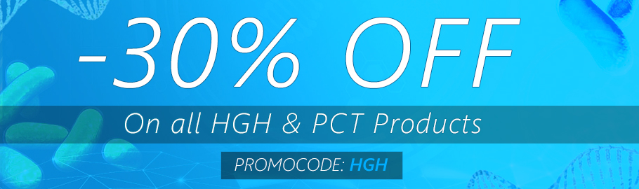 HGH, HCG and PCT