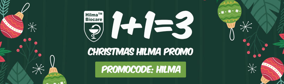 Hilma Promo Buy 2 Get 3 Dec 2019