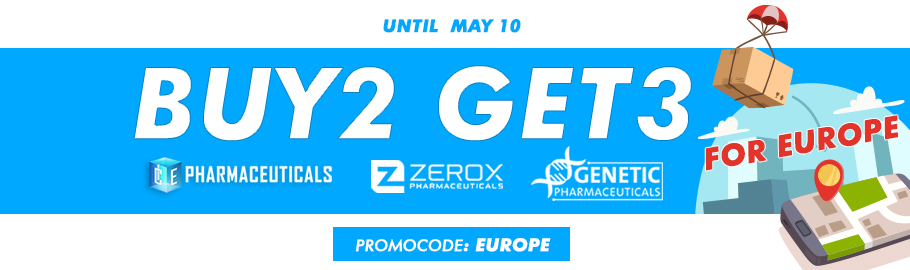 Europe Deal - Ice, Zerox and Genetic