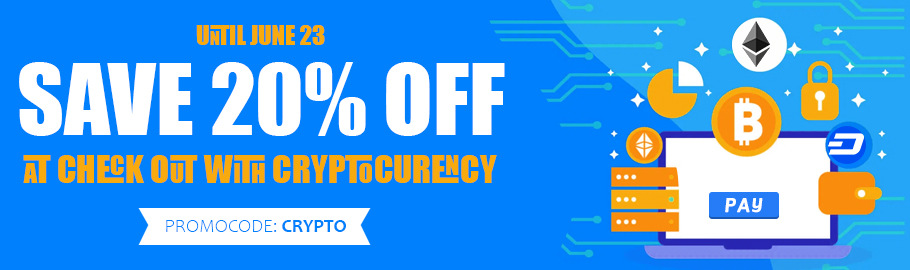 Save with Crypto week June 2020