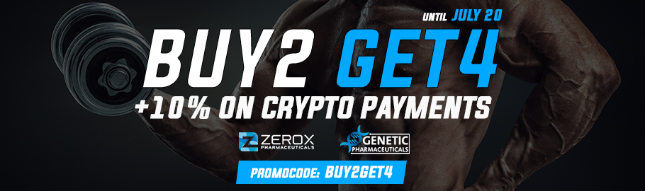 July Deal - Zerox and Genetic