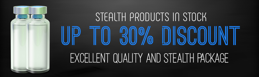 New Stealth Products in stock